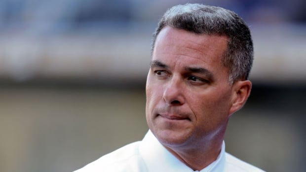 Kansas City Royals general manager Dayton Moore got a two-year extension on Friday.