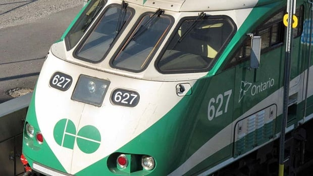 GO Train riders from Hamilton to Union are facing some hefty delays Monday morning.