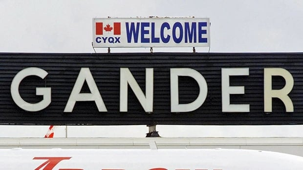 Gander International Airport is celebrating it's 75th year in operation.
