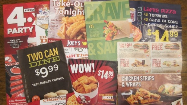 Coupons are just one way to save when eating out, according to Winnipeg Cheapskate author Jeremy Bradley.