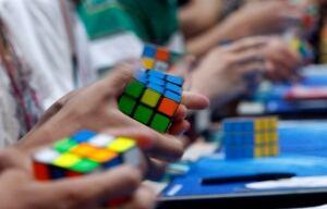 Japan Rubiks Cube