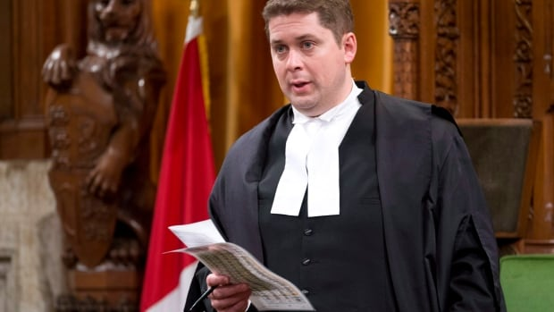 House of Commons Speaker Andrew Scheer sided with Independent MP Brent Rathgeber in ruling that an amendment that would force rail companies to compensate producers went beyond the scope of the original bill.