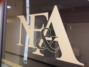 Neil Friesen & Associates office