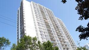 Hamilton apartment building