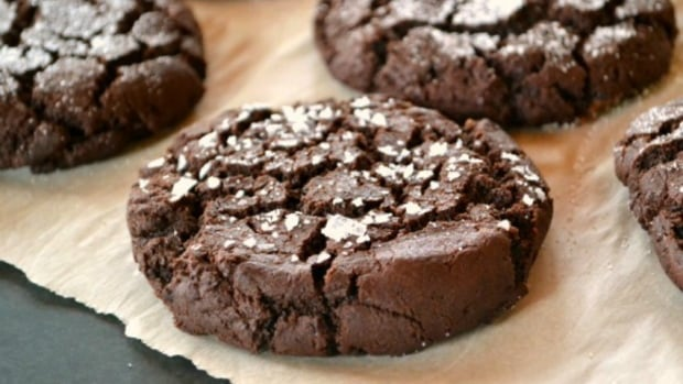 Chocolate Angelica Cookies