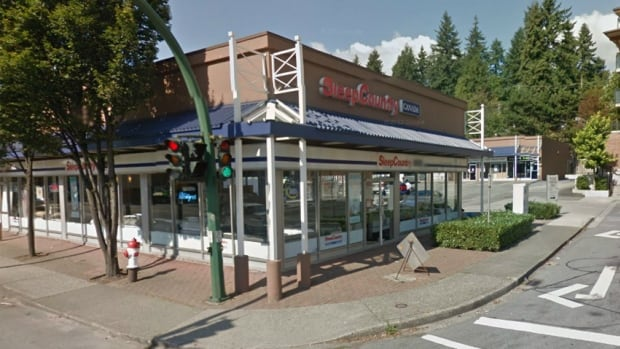 Adele Kafer worked at a Sleep Country Canada store in North Vancouver, where it was common for workers to joke using sexual banter, according to documents from the BCHRT.