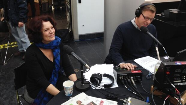 Margaret Trudeau spoke this morning on Daybreak Montreal about suffering from and living with mental illness. CBC Montreal's Sing-In holiday charity drive is raising funds for Project PAL, an organization that helps people with mental illnesses get on their feet.