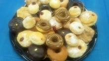Sufganiyot (doughnuts)