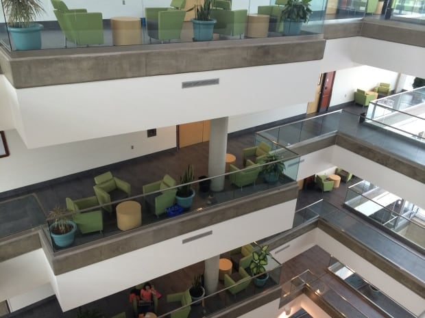 Research Innovation Centre interior
