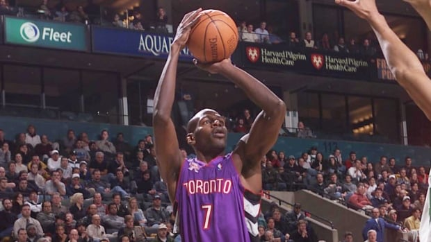 Former Toronto Raptor forward Keon Clark has been sentenced to eight years in an Illinois prison after pleading guilty to charges in two separate cases. Clark was traded to Toronto, along with Tracy Murray and Mamadou N'diaye, for Kevin Willis, Aleksandar Radojevic, Garth Joseph and a second-round pick on Jan. 12, 2001. He played 127 games with the Raptors.
