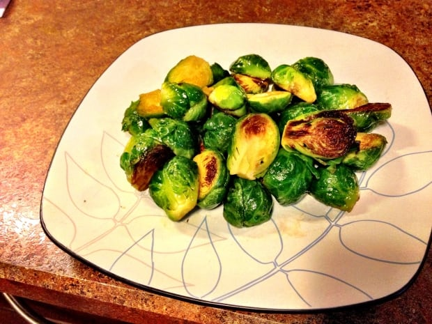 Richards Family Brussels Sprouts
