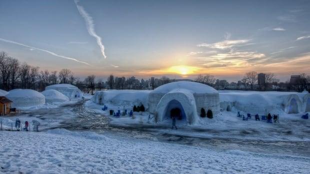 Montreal's award-winning destination has been featured by CNN travel as one of the world's best frozen getaways.