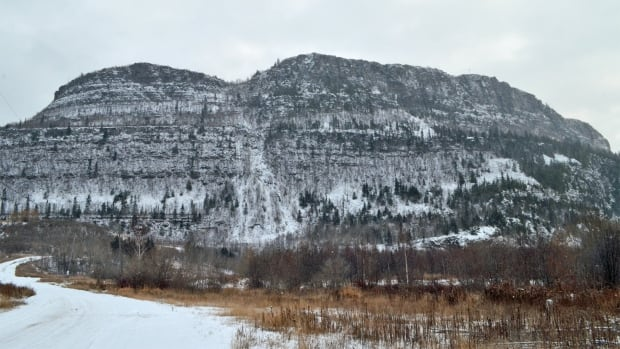 Mount McKay, which is in Fort William First Nation territory, is closed for most of the winter.