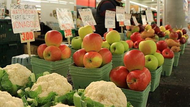 The city plans to hold a relaunch event in March to encourage people to check out the downtown Hamilton farmers market again. It's in the midst of fixing issues identified by stallholders, including validated parking and a more visible sign.