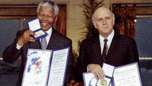 Mandela-de-klerk
