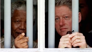 Mandela-Clinton