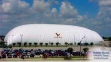 Houston 'bubble' dome