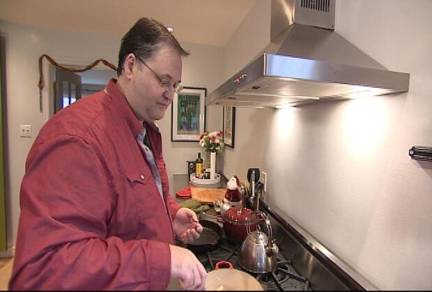 Barry Parsons of Rock Recipes