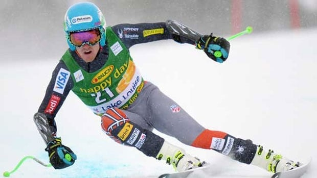 Ted Ligety, seen last week in Lake Louise, Alta., is back on friendly confines this weekend in Beaver Creek, Colo.