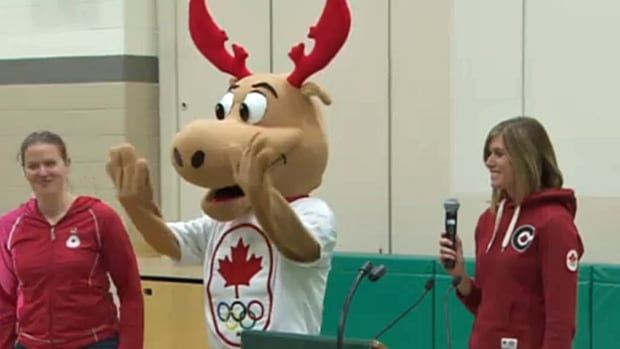 Canada's new Olympic mascot has been announced. He's a moose from Algonquin Park. What do you think of Komak the moose?