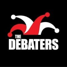 The debaters logo