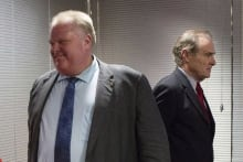 Norm Kelly and Rob Ford