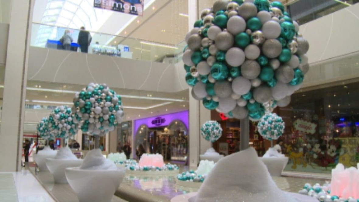 Decorating Ideas > Getting West Edmonton Mall Ready For Christmas  Edmonton  ~ 123946_Christmas Decoration Ideas Mall