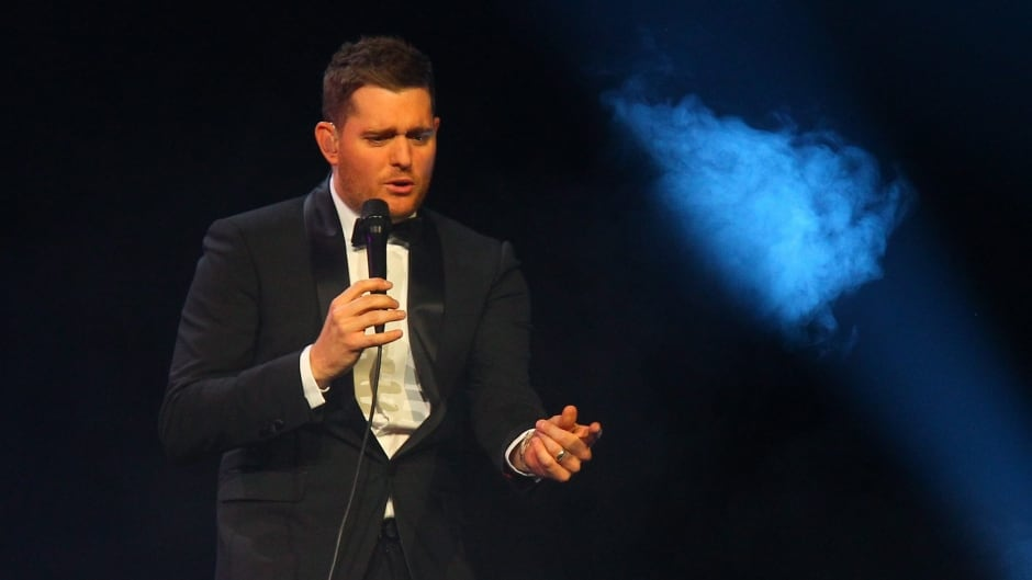 Michael Buble is up for best traditional pop album.