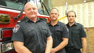 Hamilton firefighters