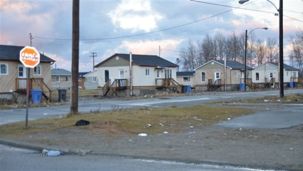 The aboriginal community of Lac Simon,  near Val-d'Or, Que. is urgently in need of housing.