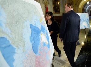 Canada Arctic Claim