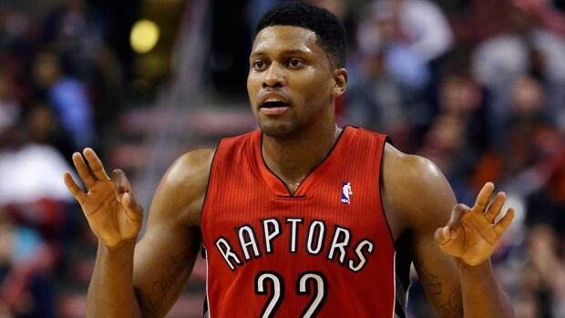 Rudy Gay's stint with the Toronto Raptors lasted less than a calendar year.