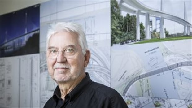 Danish architect Poul Ove Jensen has designed or helped on projects for dozens of bridges all over the world, including the Oakland Bay Bridge and Hong Kong's Stonecutters' Bridge.