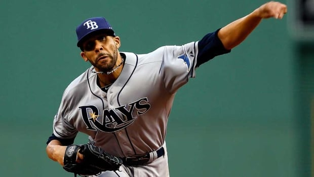 Tampa Bay Rays pitcher David Price has been linked to plenty of trade rumours over the last several weeks.