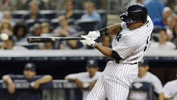 Curtis Granderson hit .229 with seven homers and 15 RBIs this year for the Yankees, when wrist and hand injuries limited him to 61 games.
