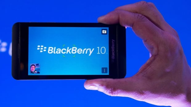 Blackberry 10 showoff