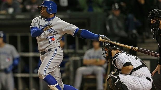 Rajai Davis spent the last three seasons as an outfielder for the Toronto Blue Jays.