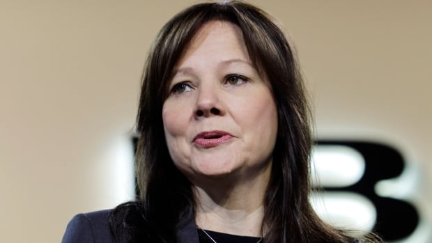 Mary Barra will be the first woman to head up a major U.S. car company.