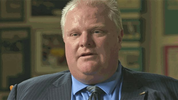 Toronto Mayor Rob Ford appears to have ignited a new controversy in his comments to Conrad Black during a televised interview on Monday night.