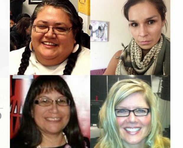 Four women honoured Idle No More