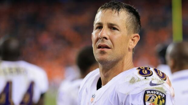 Baltimore receiver Brandon Stokley, 37, has had an injury-plagued campaign and played in only six games.