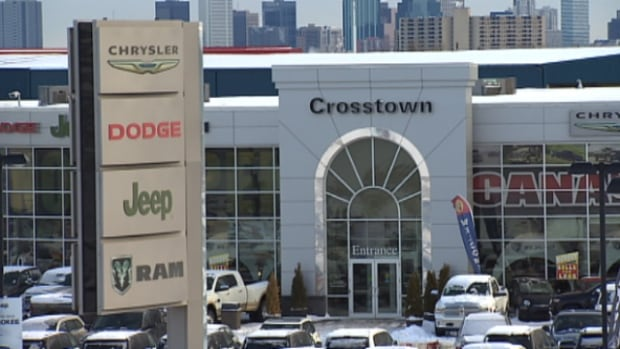 The sister of a psychiatric patient at Alberta Hospital says Crosstown Auto Centre took advantage of her brother when a salesman sold him a $65,000 Jeep, even though the deal has been rescinded.