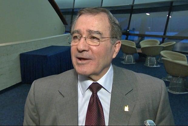 Budget chief Frank Di Giorgio talks about land-transfer tax proposal