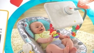 Fisher-Price's Apptivity baby seat