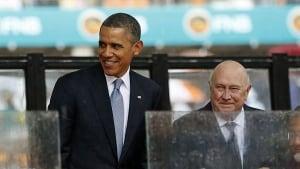 Obama-deklerk