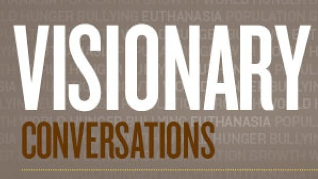 The University of Manitoba holds the Visionary Conversation Monday evening.