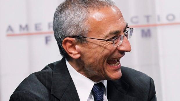 John Podesta opposed the Keystone XL pipeline as president of the Center for American Progress.