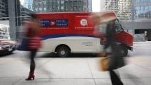 Canada Post parcel service