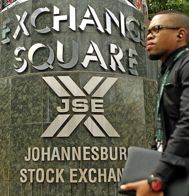 South-Africa-stock-exchange