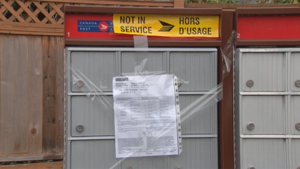 The Canadian Union of Postal Workers is asking Canada Post to let Canadians know how many thefts occur from community mailboxes.